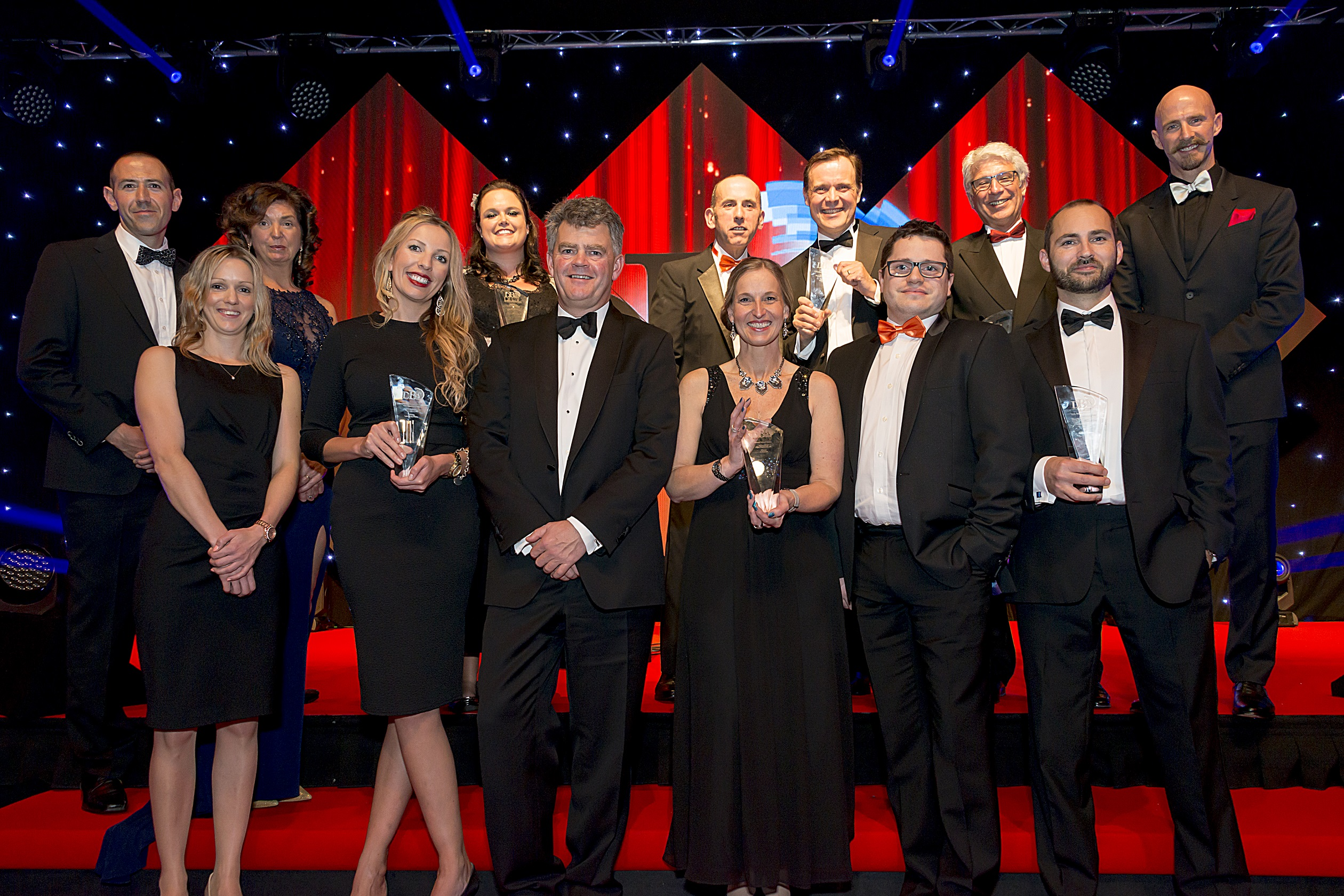 The Winners of the Dorset Business Awards 2015