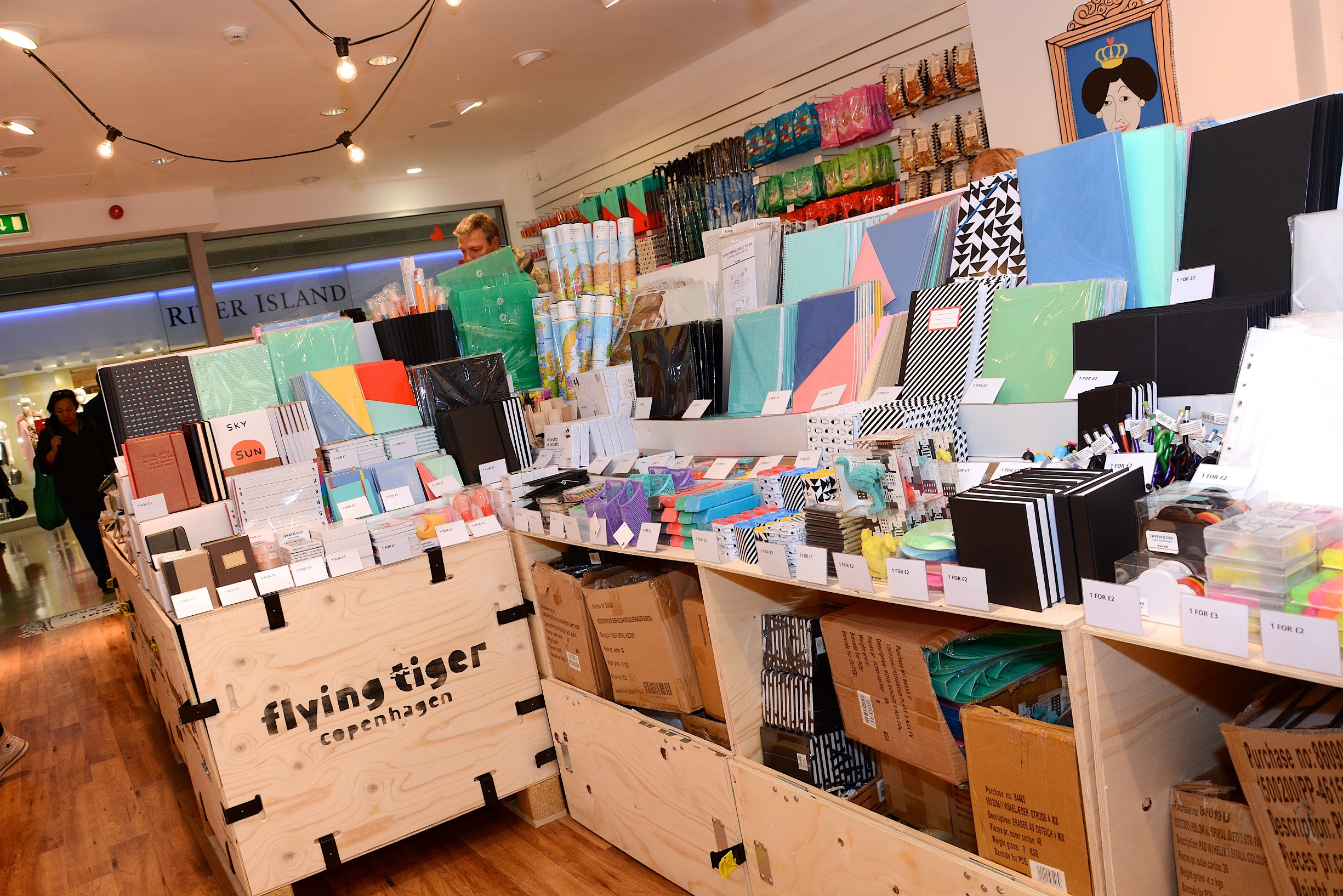 Popular home goods store Flying Tiger opens in Poole - Liz