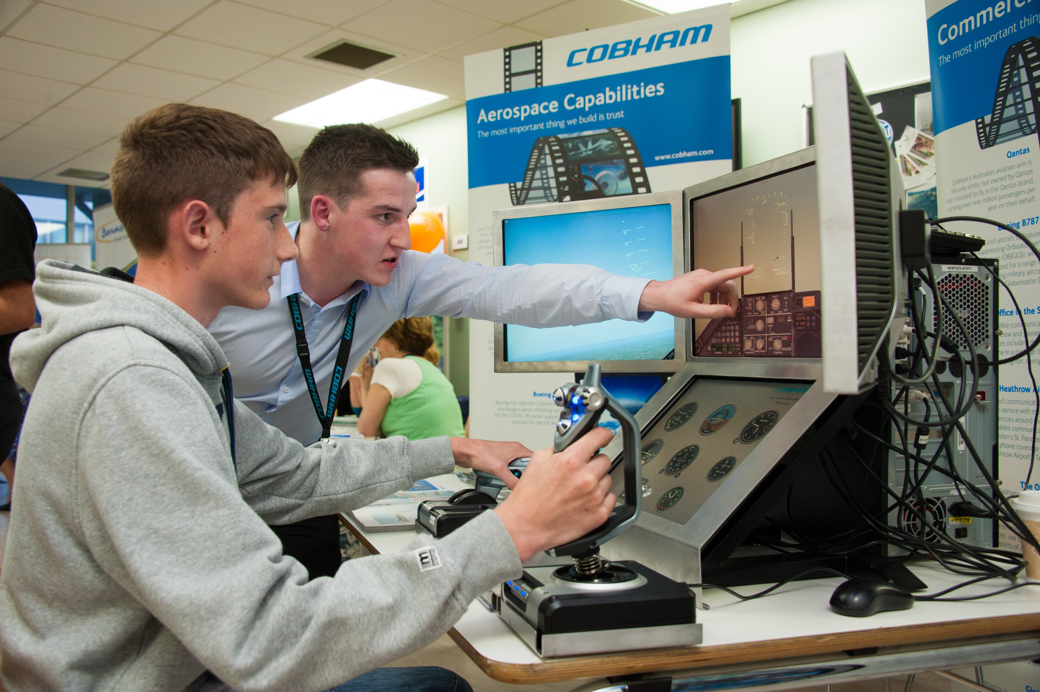 A record number of employers to exhibit at The Bournemouth & Poole College Open Event