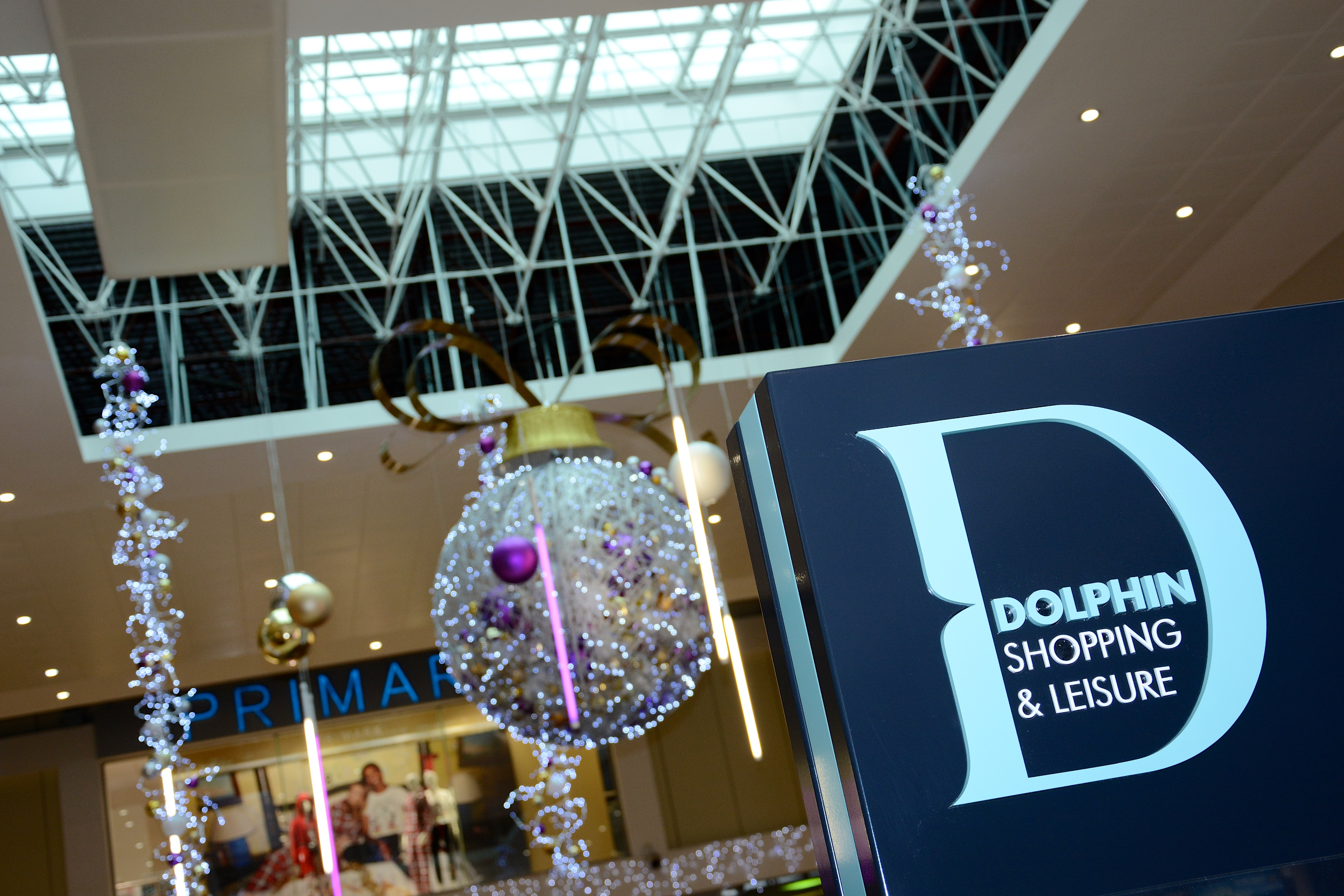 Christmas at Dolphin Shopping Centre