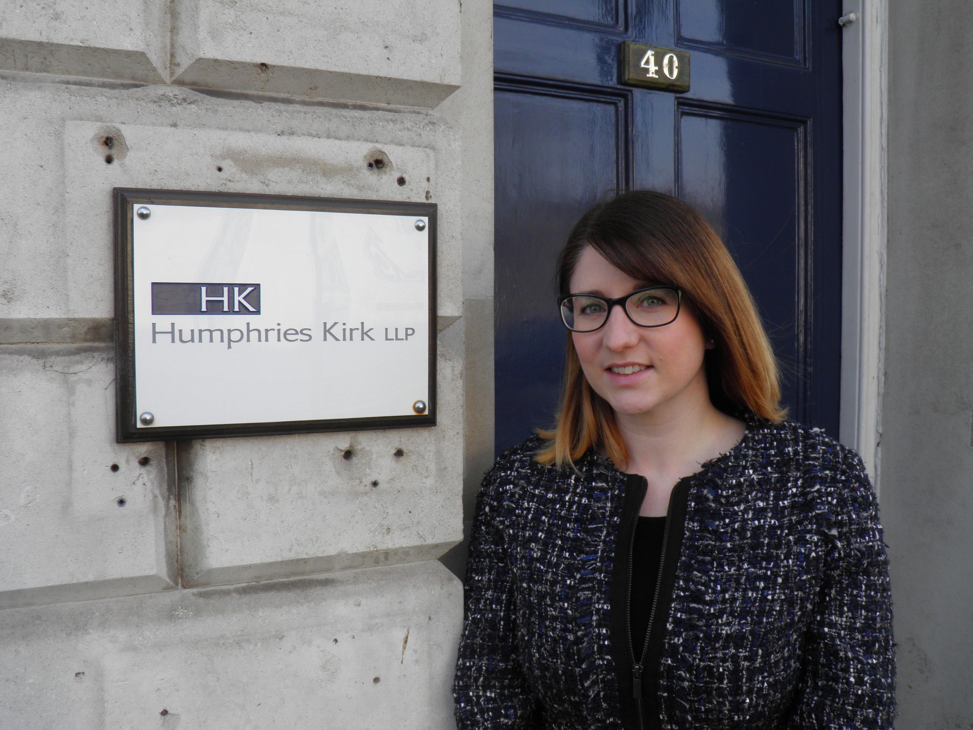 Dorchester solicitors' firm Humphries Kirk welcomes new associate solicitor