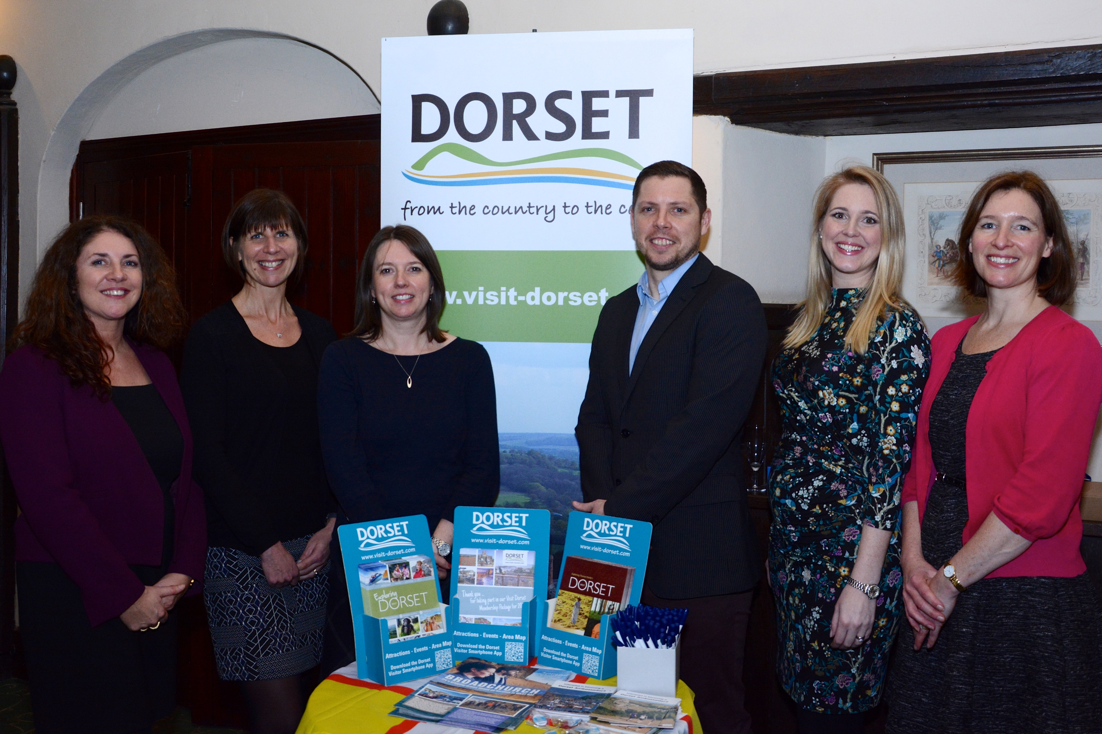 Visit Dorset hosts digital showcase afternoon with top industry speakers at Athelhampton House