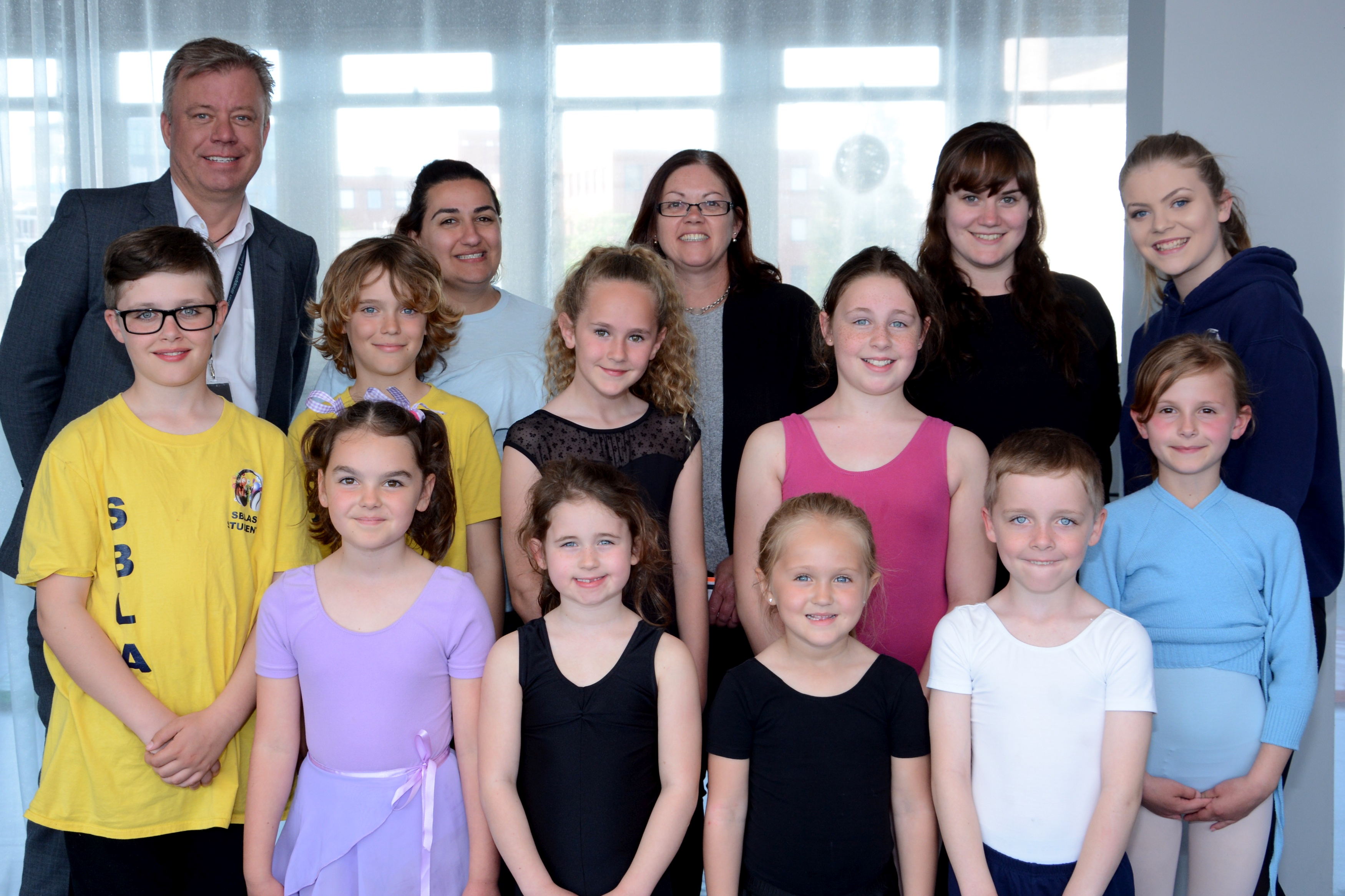 Shine Academy of Performing Arts opens at the Dolphin Shopping Centre