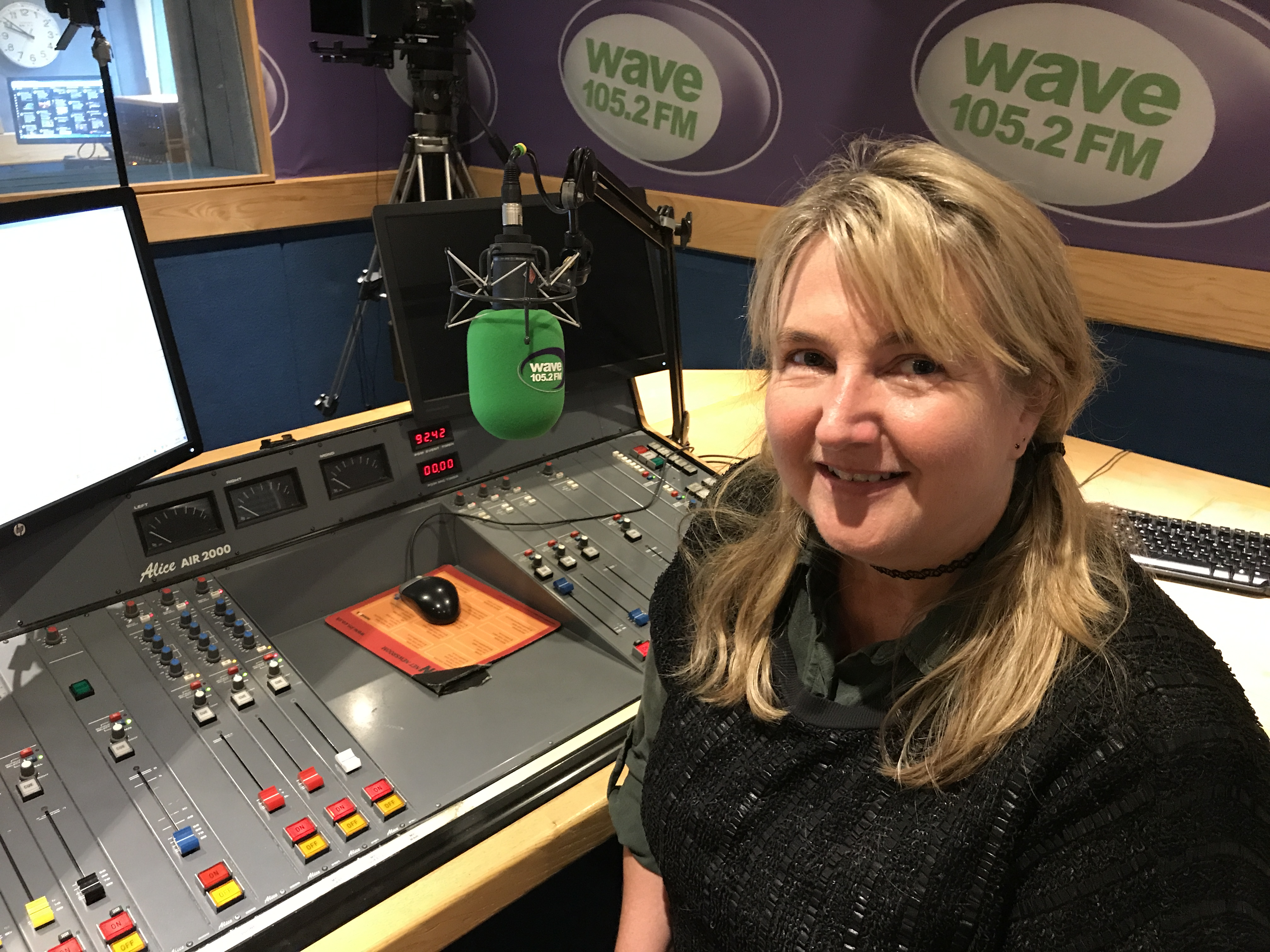 Fiona Bowden joins Wave 105 as creative services manager