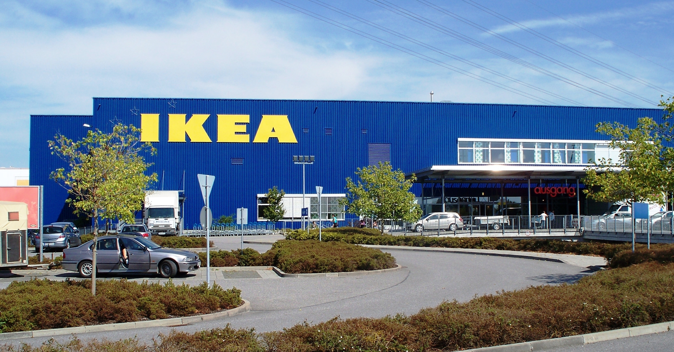 IKEA held a week-long house party