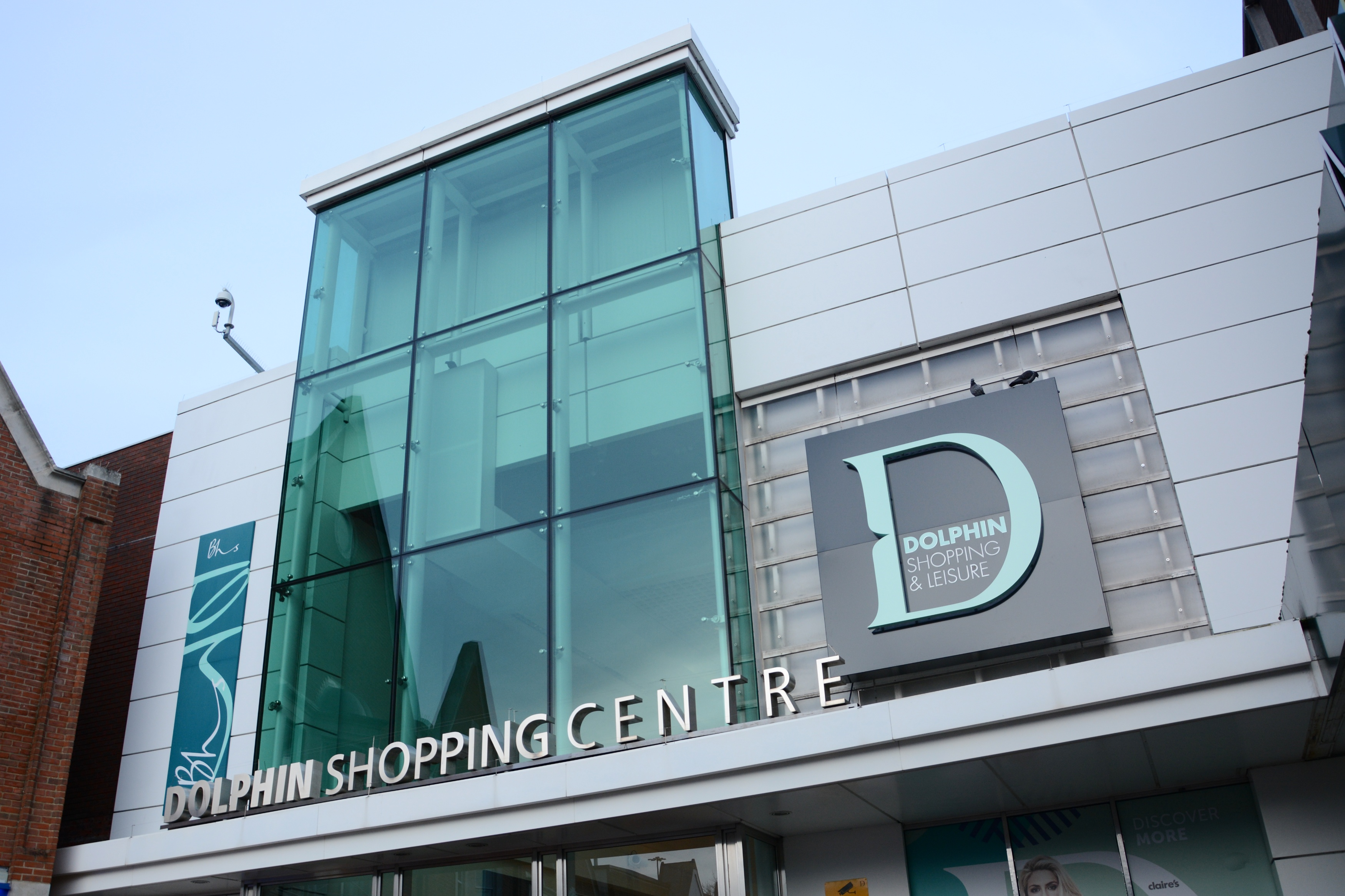 The Mayor and High Sheriff of Poole will visit Dolphin Shopping Centre for Armistice Day