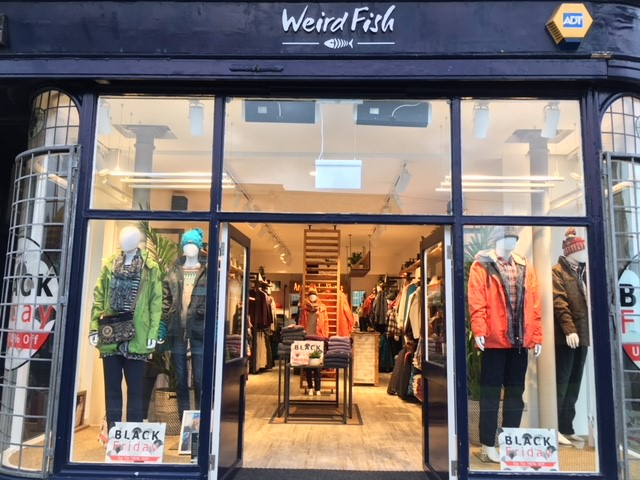 Weird Fish launches a brand new store concept in Newquay