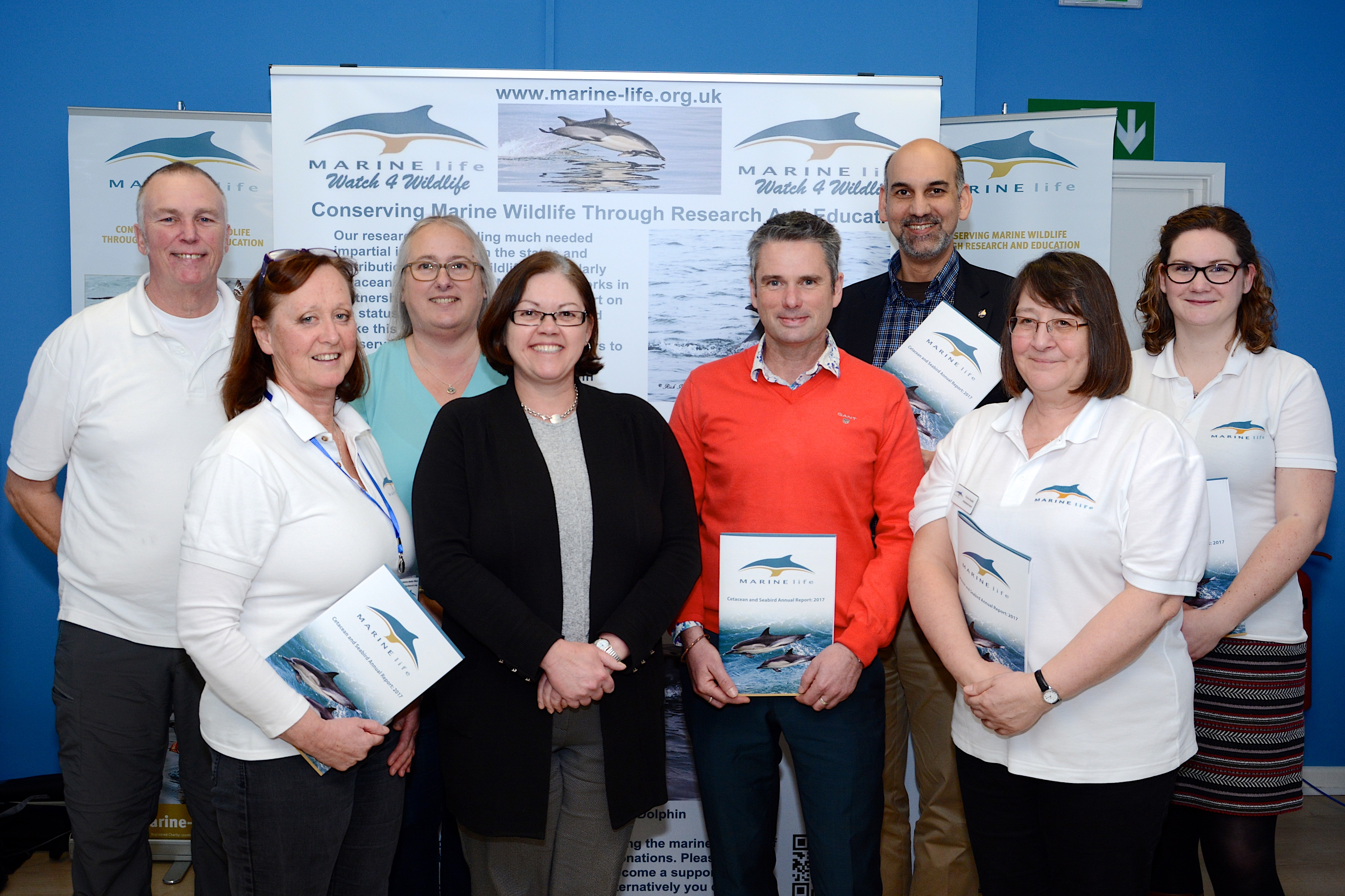 Dolphin Shopping Centre hosts MARINElife's 'Dolphin Day'