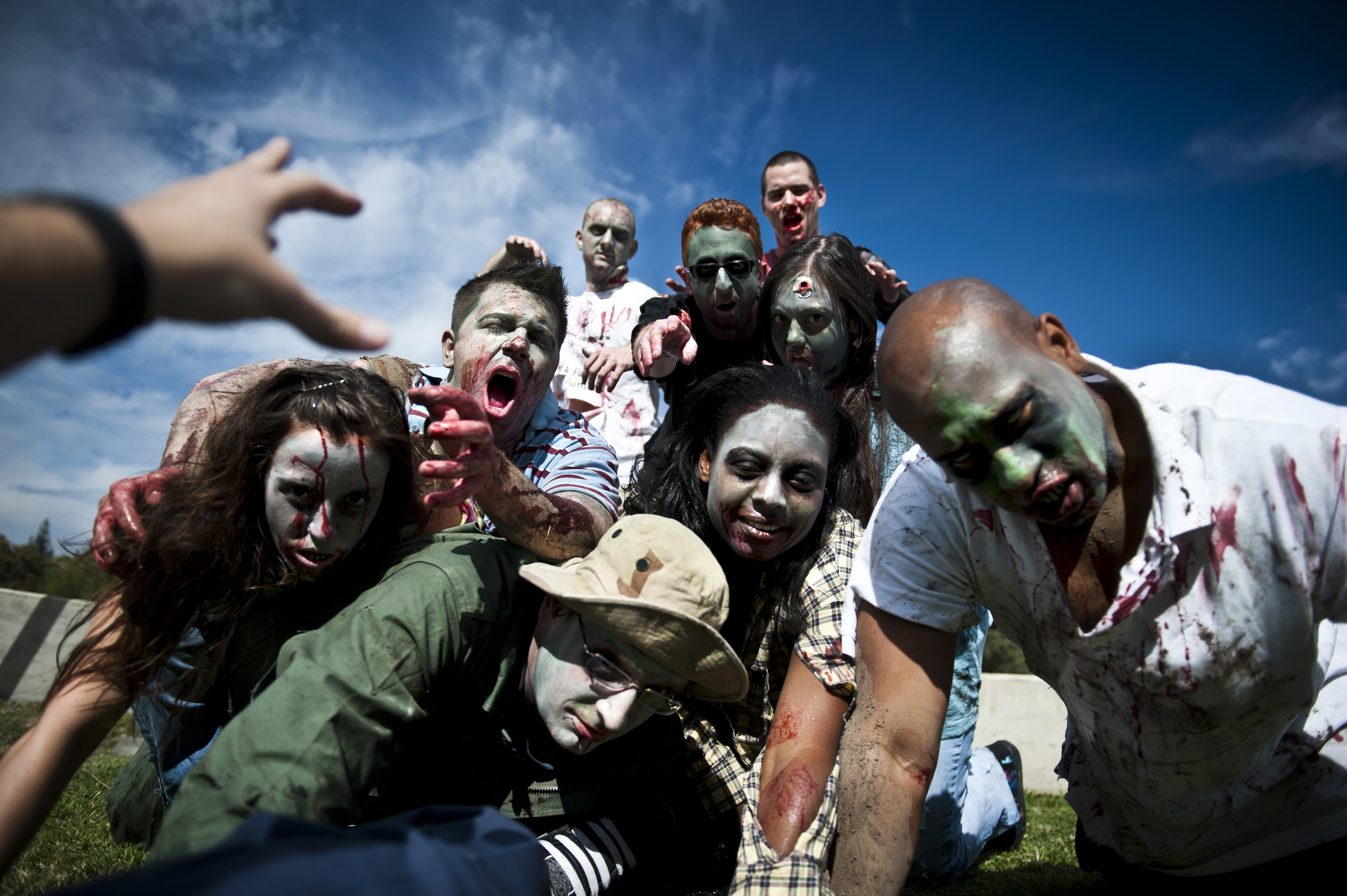 The Poole Zombie Fest is coming for you