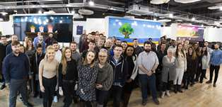 The team at DJS (UK) Limited