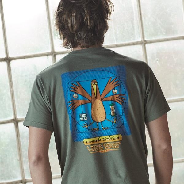Birdvinci T-shirt