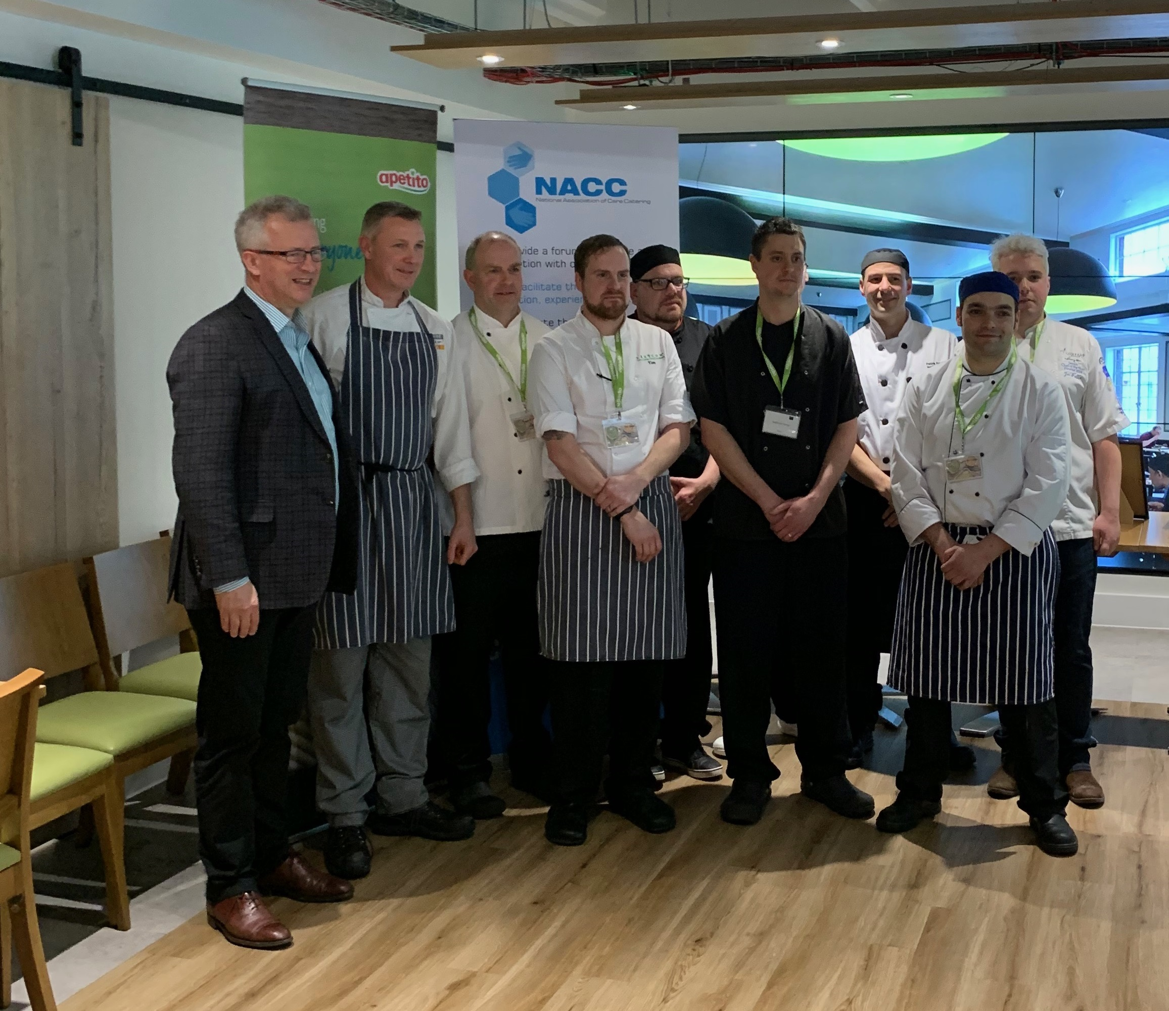 Great Oaks head chef announced finalist of South West Regional Cook-Offs