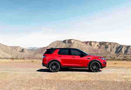 discovery sport 19my