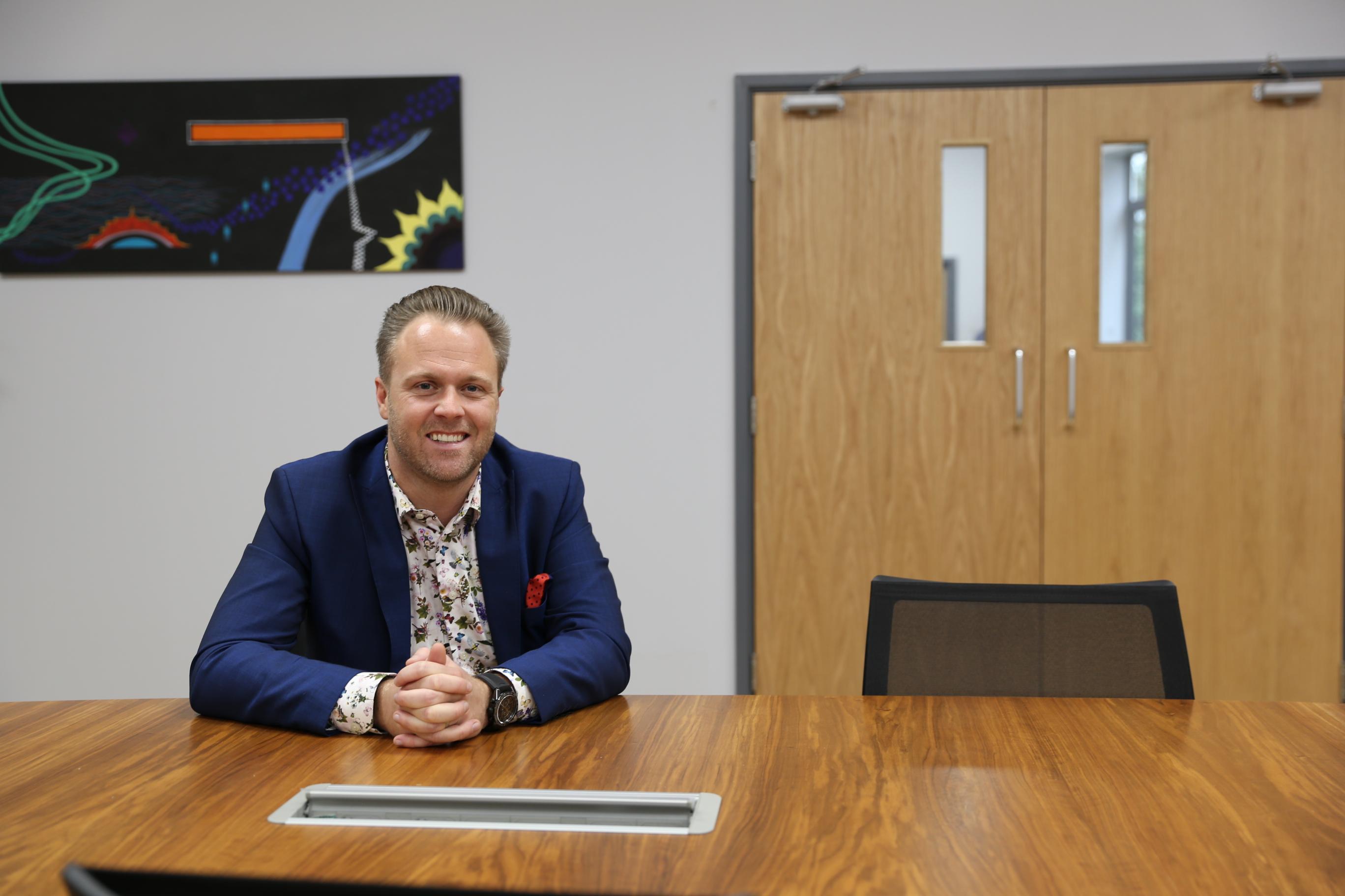 Dan Ware, CEO, DJS (UK) Limited (2)