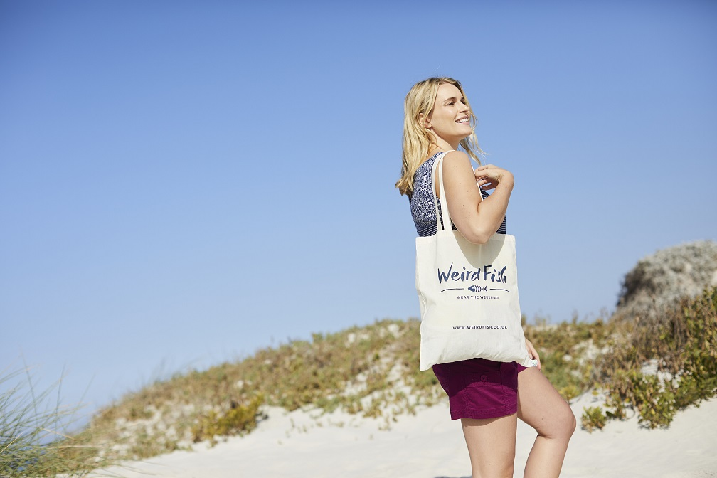 Weird Fish clothing rolls out eco-friendly canvas tote bag for those on the go