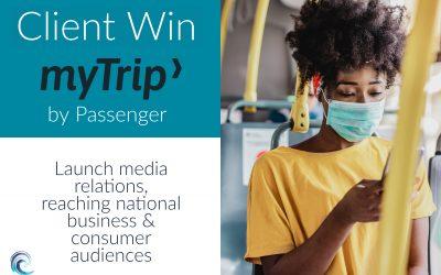 LLPR wins national app launch brief